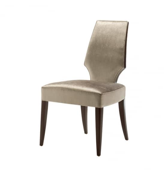 Vendome sedia, Sedia con schienale alto, per ristorante