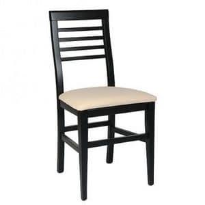 Immagine di 314 BIS, sedie con schienale motivo orizzontale