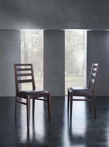 Immagine di ASHLI sedia 8608S, sedia legno