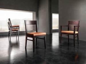 Immagine di CHANCE sedia 8598S, sedia pranzo lineare