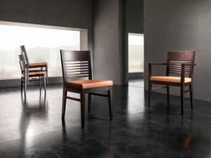 Immagine di CHANCE sedia 8599S, sedia sedile imbottito