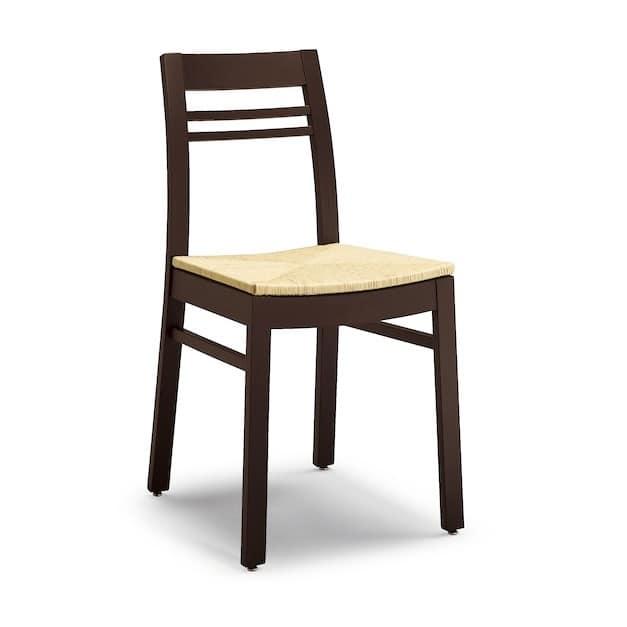 Sedie da pranzo enoteca light for Contract sedie