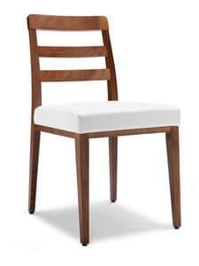 Immagine di SE 049 / F, sedie pranzo solide