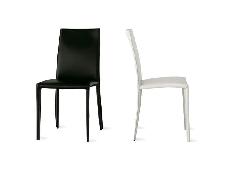 Casa moderna roma italy sedie imbottite moderne for Sedie moderne design