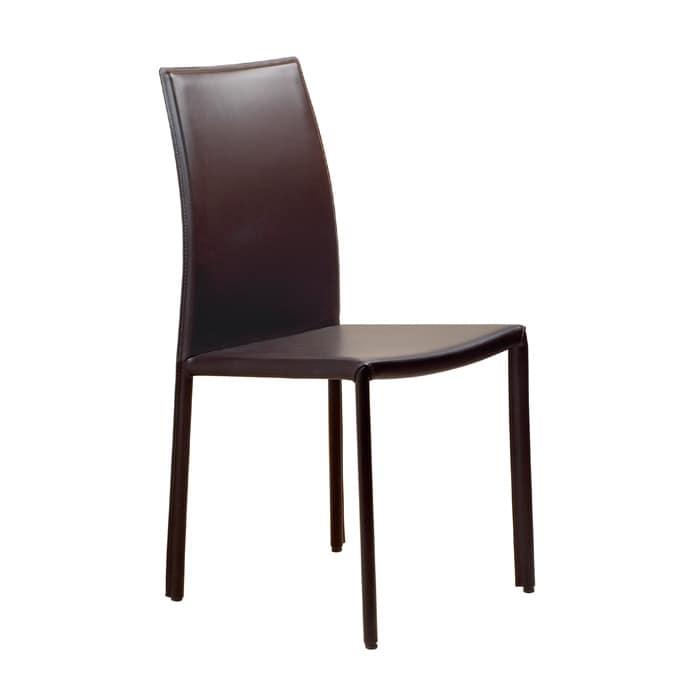 Sedie in cuoio idfdesign for Sedie cuoio prezzi