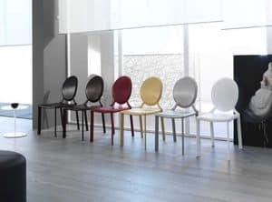 Immagine di Miss, sedia-moderna-imbottita