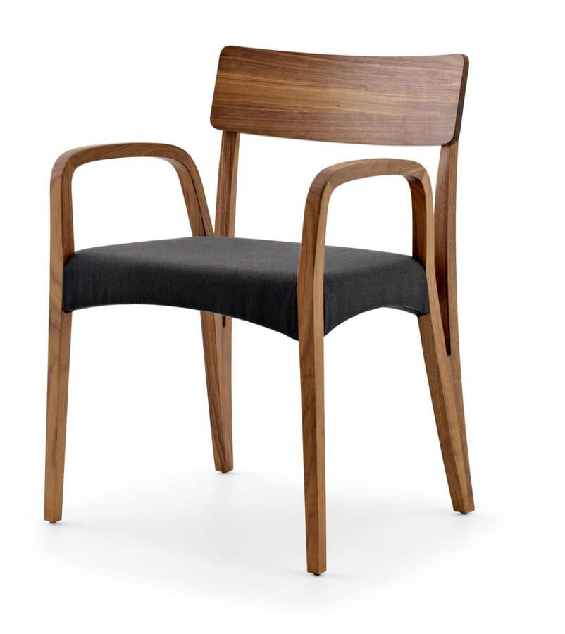 Sedute sedie moderne design legno semplici seduta for Sedie legno moderne