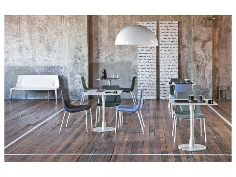 Sedute sedie ufficio idf for Sedia ufficio moderna