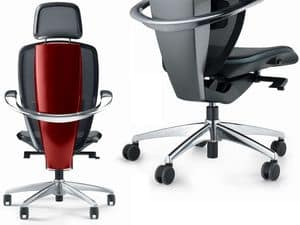 XTEN, Sedia ergonomica per ufficio, design Pininfarina, alta tecnologia