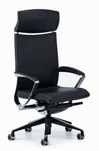 AVIA 4044, Sedia direzionale per ufficio, meccanismo oscillante