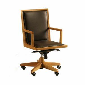 Boss 3888, Poltrona da ufficio in legno
