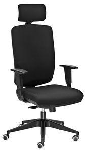 Taylord SY-CPL con poggiatesta, Sedia con regolazione sincronizzata dell�inclinazione di sedile e schienale
