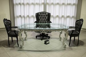 Executive, Poltrona classica ideale per uffici presidenziali