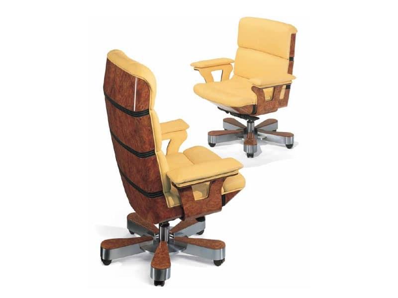 Poltrona ufficio in stile Uffici lussuosi  IDFdesign