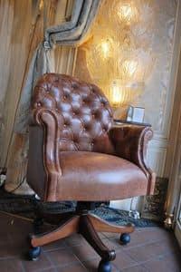 Immagine di Poltrona Campidoglio, ideale per uffici lussuosi