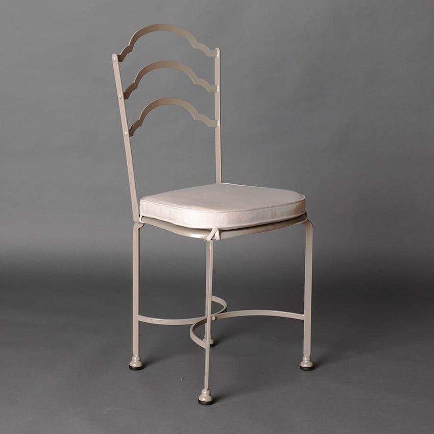 Sedia in ferro battuto per esterni | IDFdesign