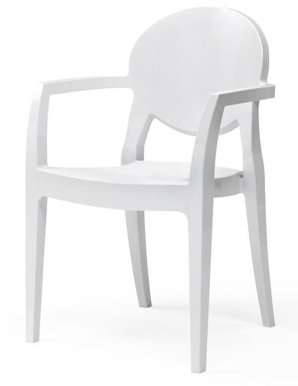 Sedie leggere in plastica | IDFdesign