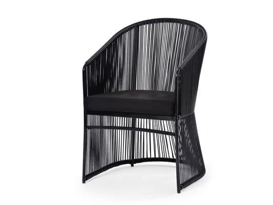 Sedie giardino tibidabo sedia for Sedie outdoor design