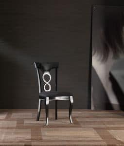 Immagine di ESTELA sedia 8592S, sedie in legno