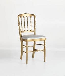 Immagine di PARIGINA 8670S, sedie struttura legno