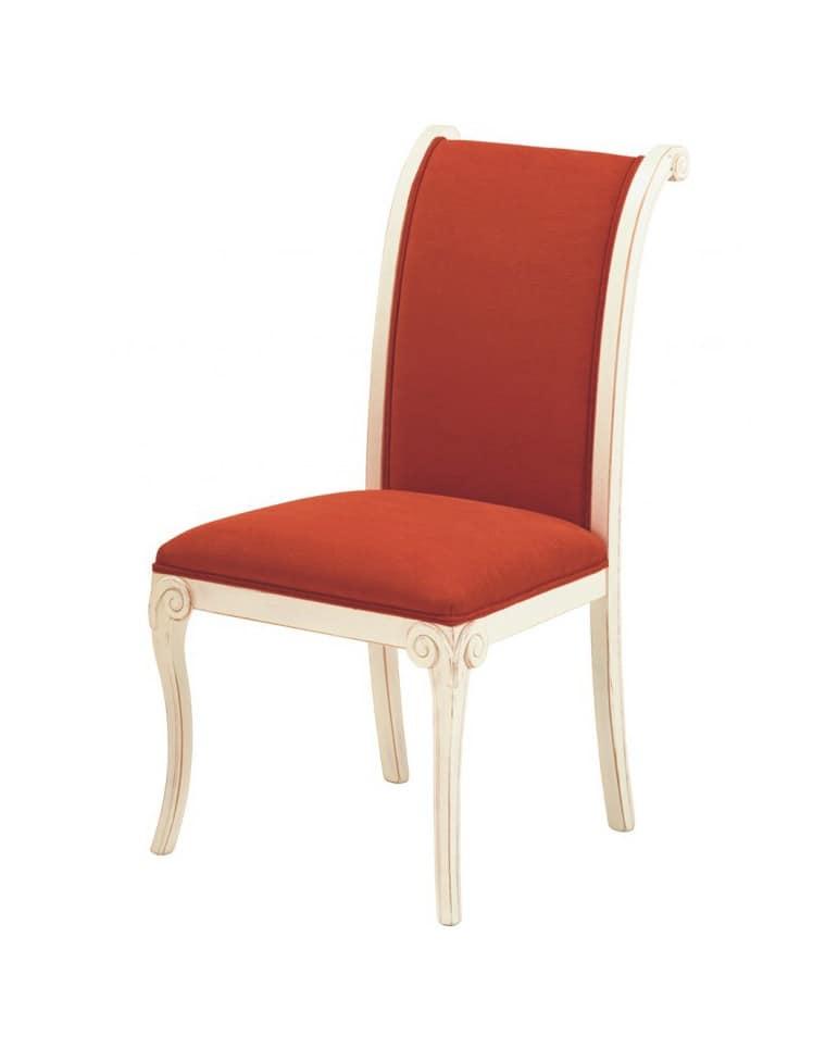 S12, Sedia in legno, per ambienti contract e domestici