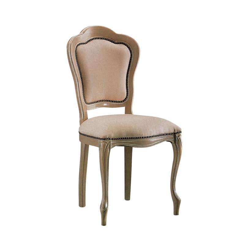 Sedute sedie classiche ed in stile in stile schienale for Franzoni arredamenti