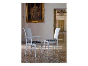 DUNA sedia 8340S, Sedie in stile Soggiorno