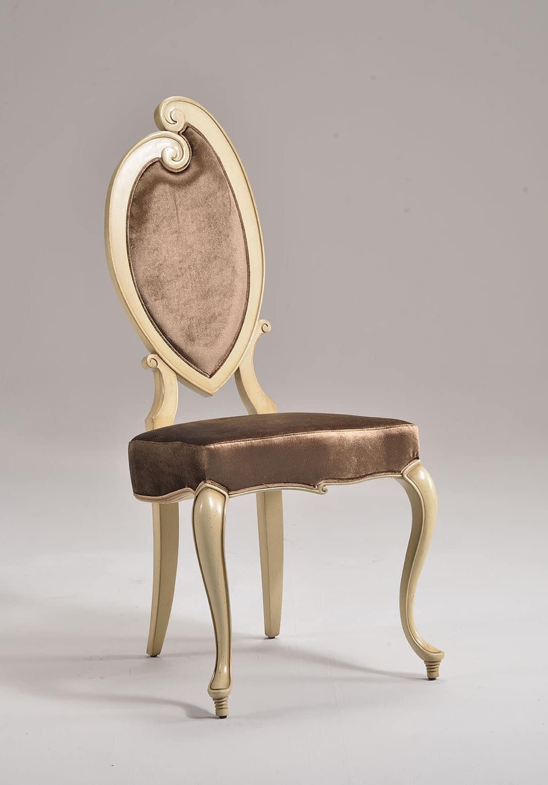 HOME P08 Classico Indice Categorie Sedute Sedie Classiche Ed In Stile  #7D634B 1086 1555 Sedie Per Sala Da Pranzo Classiche