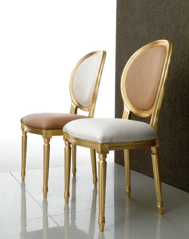 sedute sedie classiche ed in stile in stile schienale