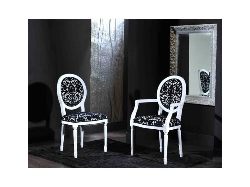 Vogue sedia 8307s sedia pranzo tradizionale soggiorno for Sedia design pranzo