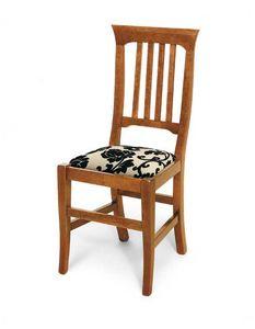 Art. 134, Sedia da pranzo con seduta imbottita