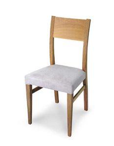 Art. 179/M, Sedia moderna con seduta imbottita