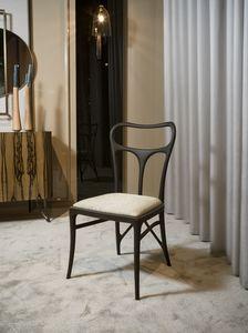 FEBE sedia GEA Collection, Sedia in legno, unica per forma e leggerezza