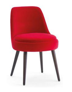 Patty-S, Confortevole sedia imbottita