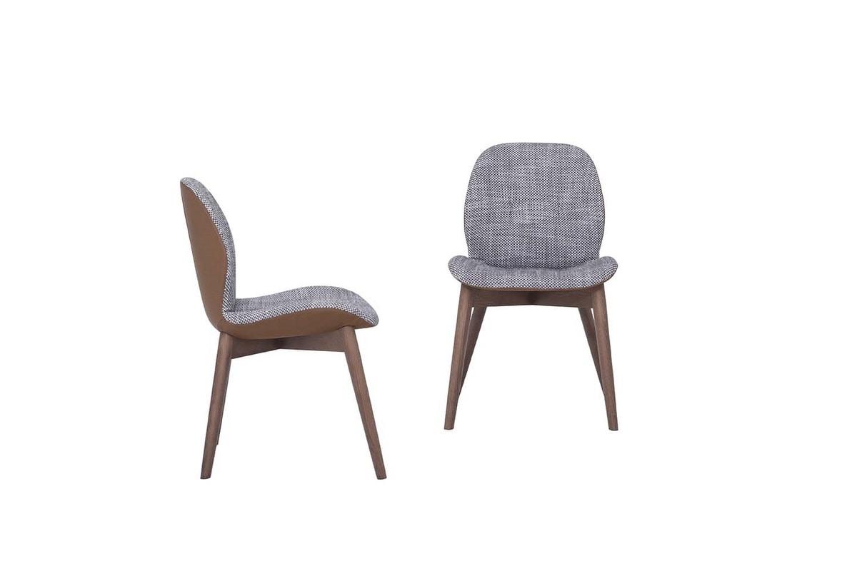 SORRENTO ÉSPRIT, Sedia o poltroncina con struttura in legno senza cordonatura