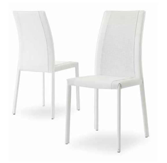 Giselle-IN, Comoda sedia imbottita con schienale alto