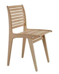 Immagine di Jad� S, sedia-pranzo-legno