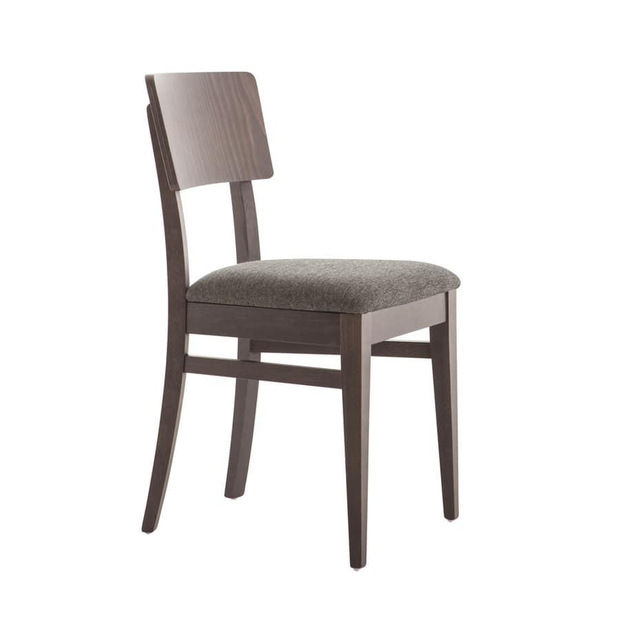 Sedia per bar, ristorante ed albergo | IDFdesign