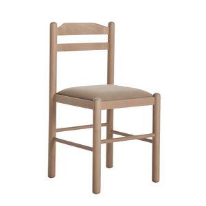 RP403, Sedia in legno dal design semplice