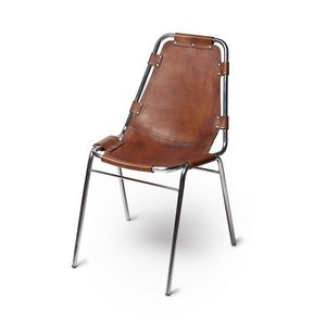CHARLOTTE CHAIR, Sedie in cuoio