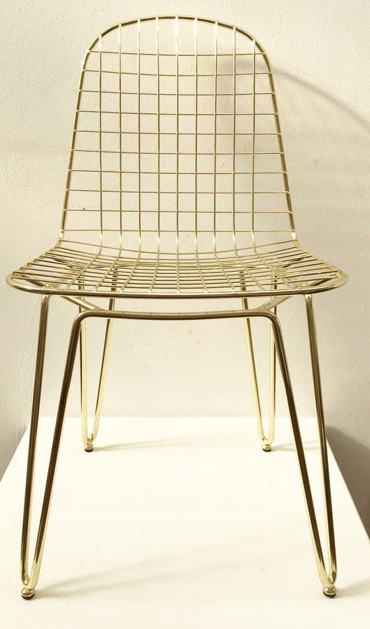 Sedia in stile industriale | IDFdesign