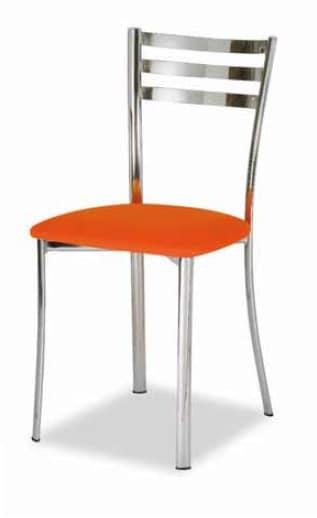 Sedie In Metallo Per Cucina.Sedia In Metallo Per Cucina Idfdesign