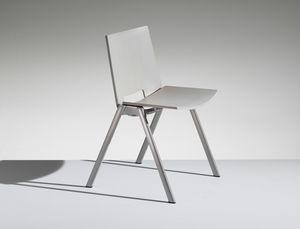 HL3 1, Sedia con sedile ribaltabile per lavoro e collettività