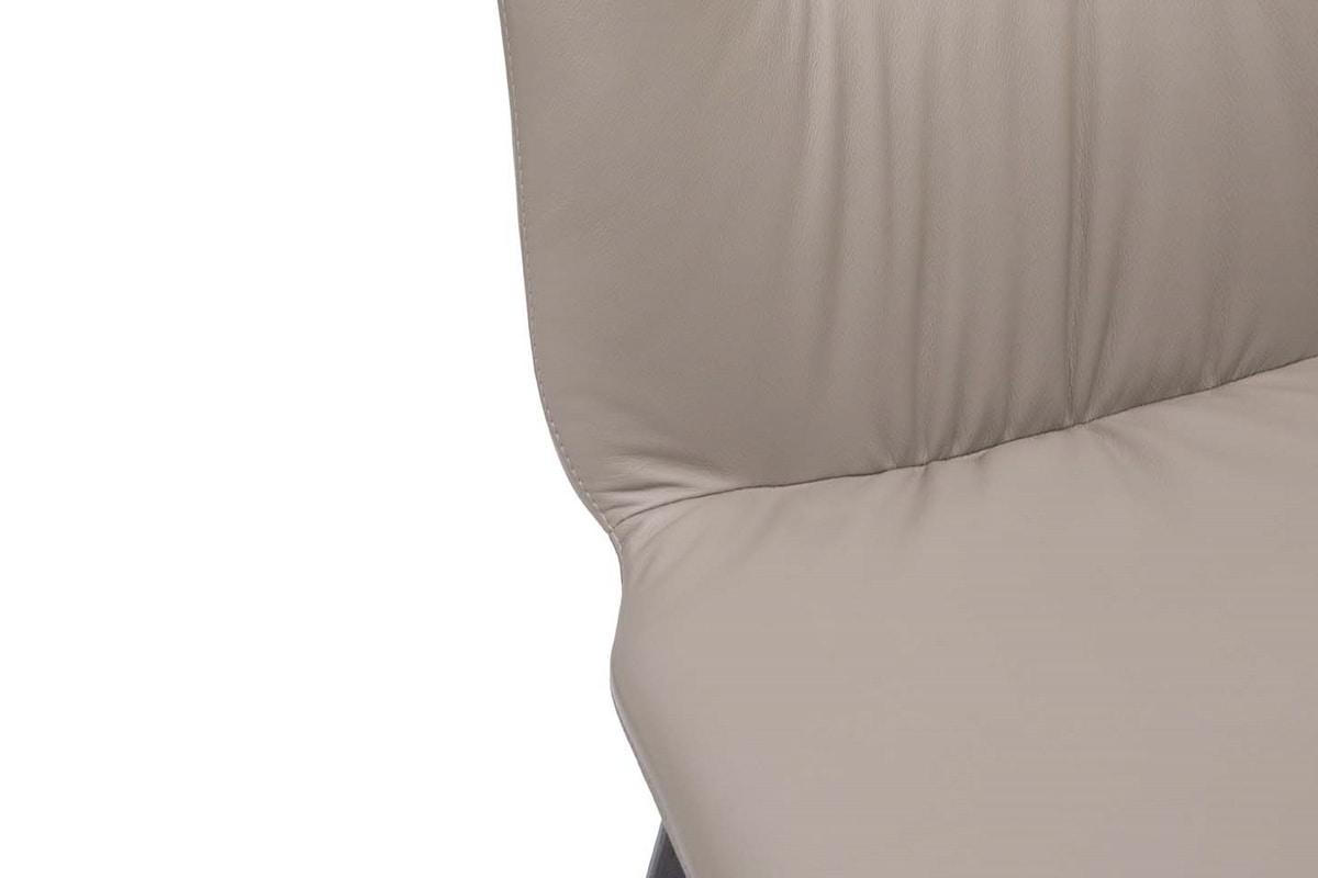ALEXIA, Sedia o poltroncina con struttura in legno o metallo