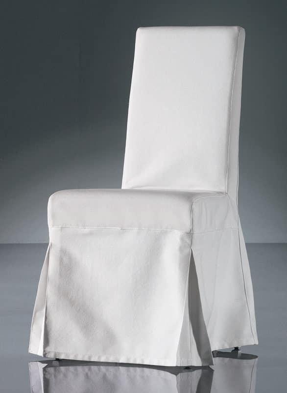 ART. 139 TEDDY , Sedia in faggio, con seduta rivestita sfoderabile, salotto