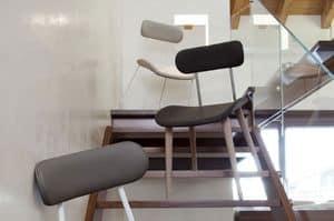 Immagine di Cosmo W, sedie-rivestite