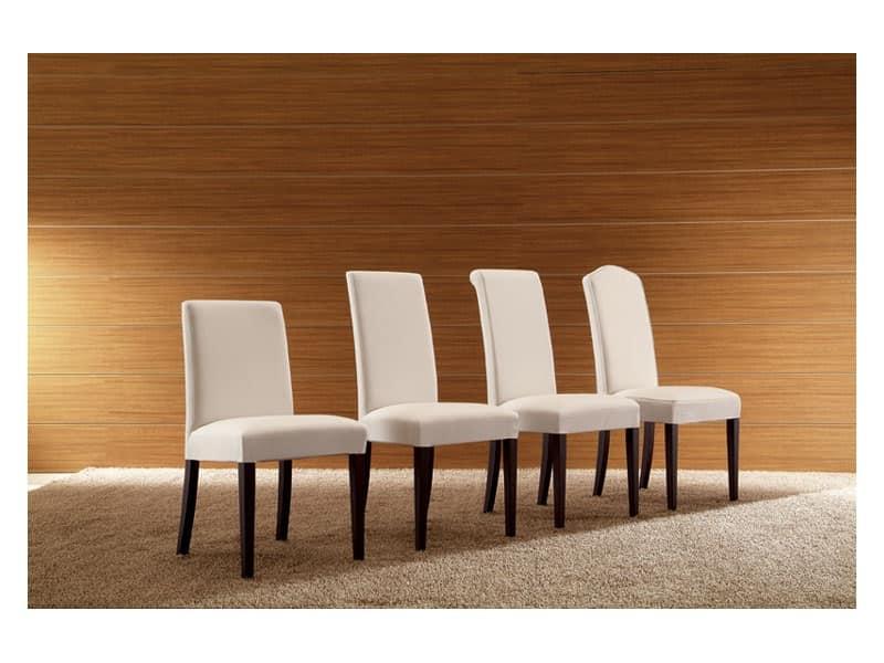 Sedute sedie idf for Sedia moderna design