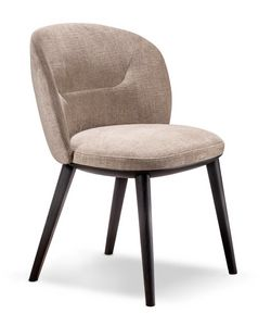 Shiba sedia, Sedia dallo schienale avvolgente