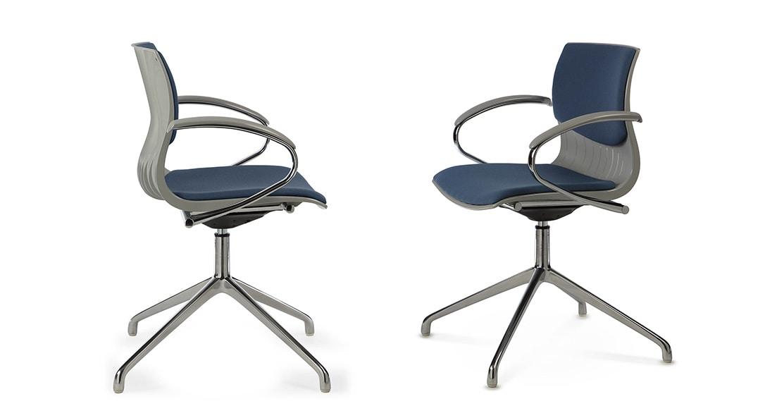 WEBBY 348S, Sedia ergonomica per ufficio