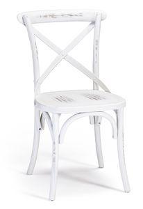 SE 431/1, Sedia in legno di olmo senza braccioli